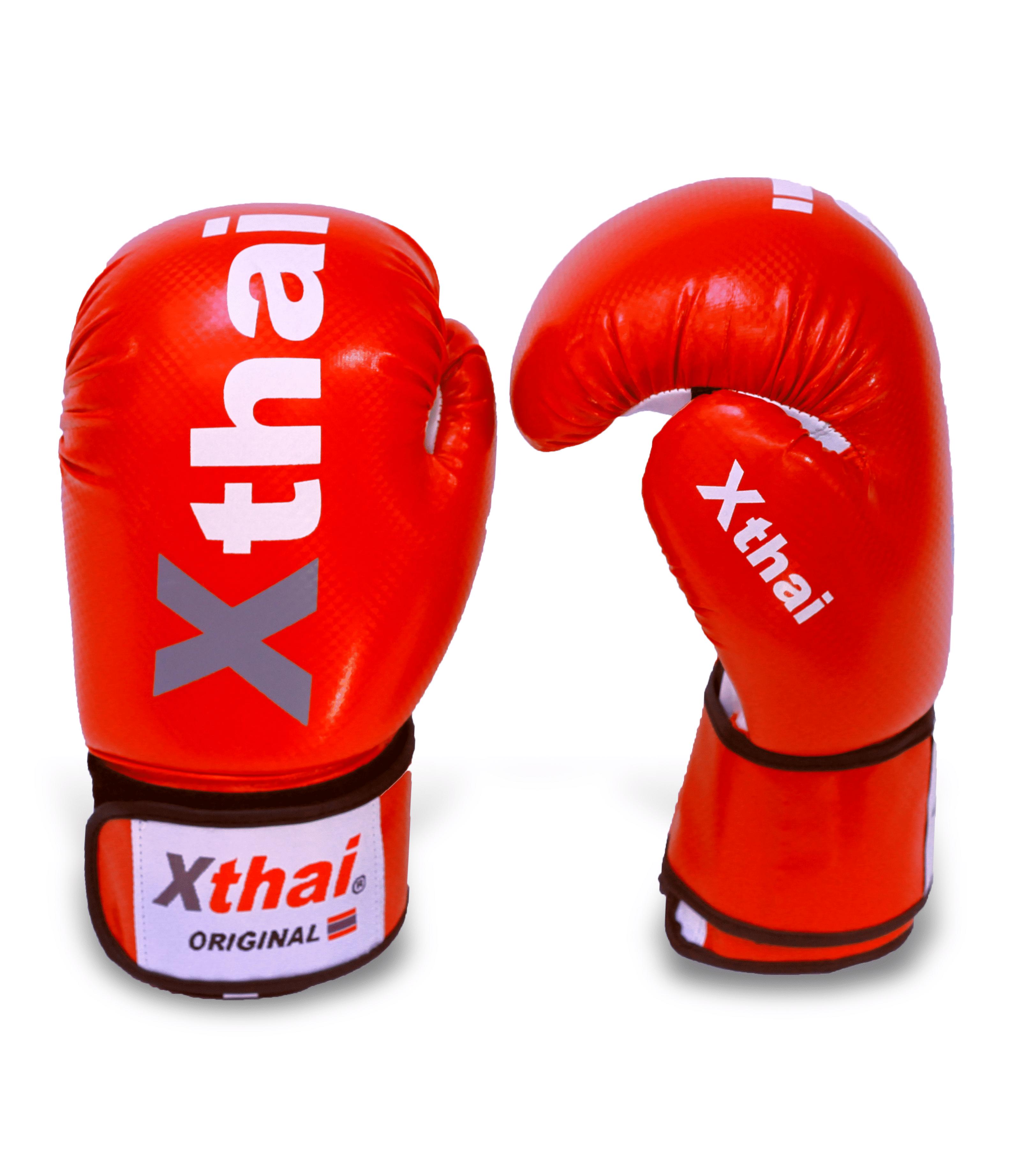 Gants de boxe Big Xthai Rouge Et Blanc