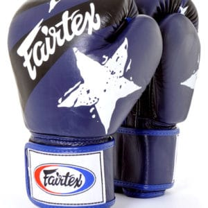 Gants de boxe Fairtex Blue Stars