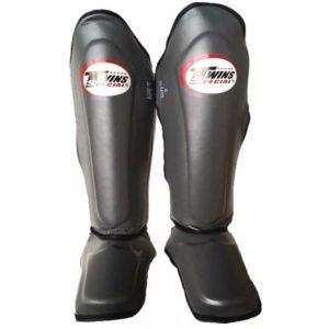 Protège-tibias Twins Pro SGL 7 Gris