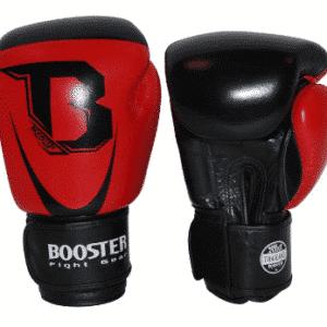 Gants de boxe Booster rouge SIAM