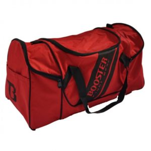 Booster team bag red