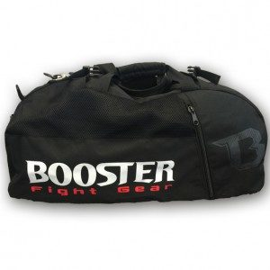 Booster Convertible Gym Bag Black