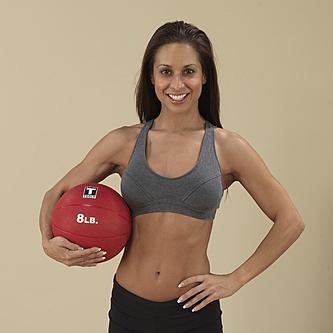 Medecine Ball 4kg rouge