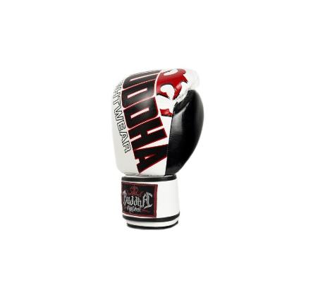 Gants de boxe Buddha Millenium Blanc / Noir