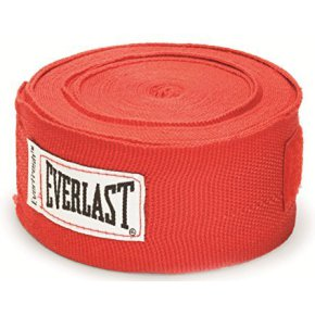 Bandages Everlast rouge
