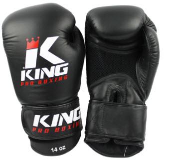 Gants de boxe King Legend KPB/BG AIR noir