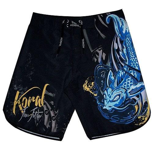 Short MMA Koral Board