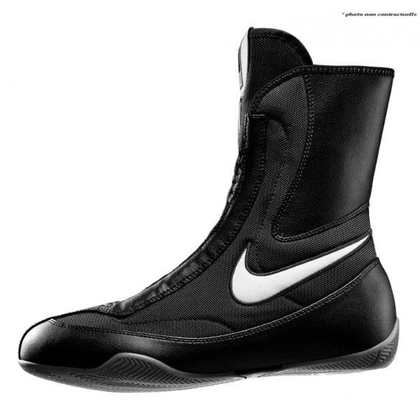 Nike Machomai Mid Black