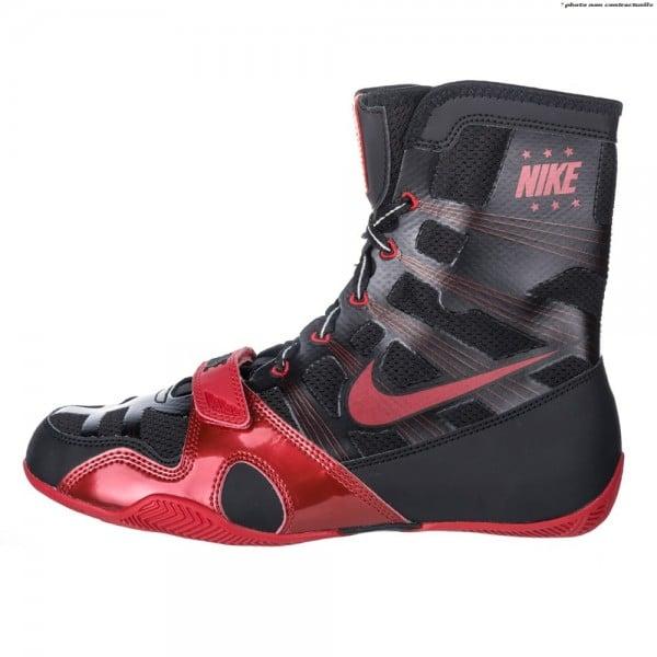 Nike Hyperko Noir Rouge