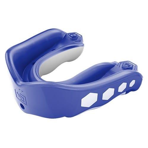 Protège-dents Shock Doctor Gel Max Flavor Fusion bleu