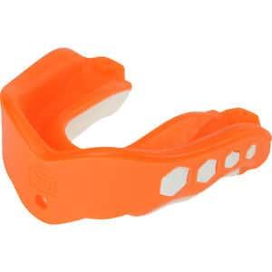 Protège-dents Shock Doctor Gel Max Flavor Fusion orange