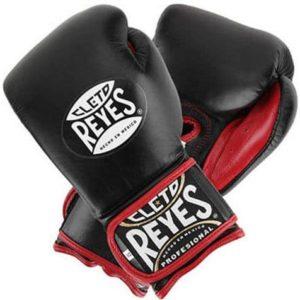 Reyes Lacet / velcro Pro Sparring Noir