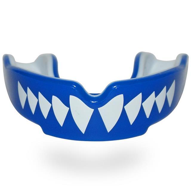 Protège-dents Safe Jawz Shark Bleu