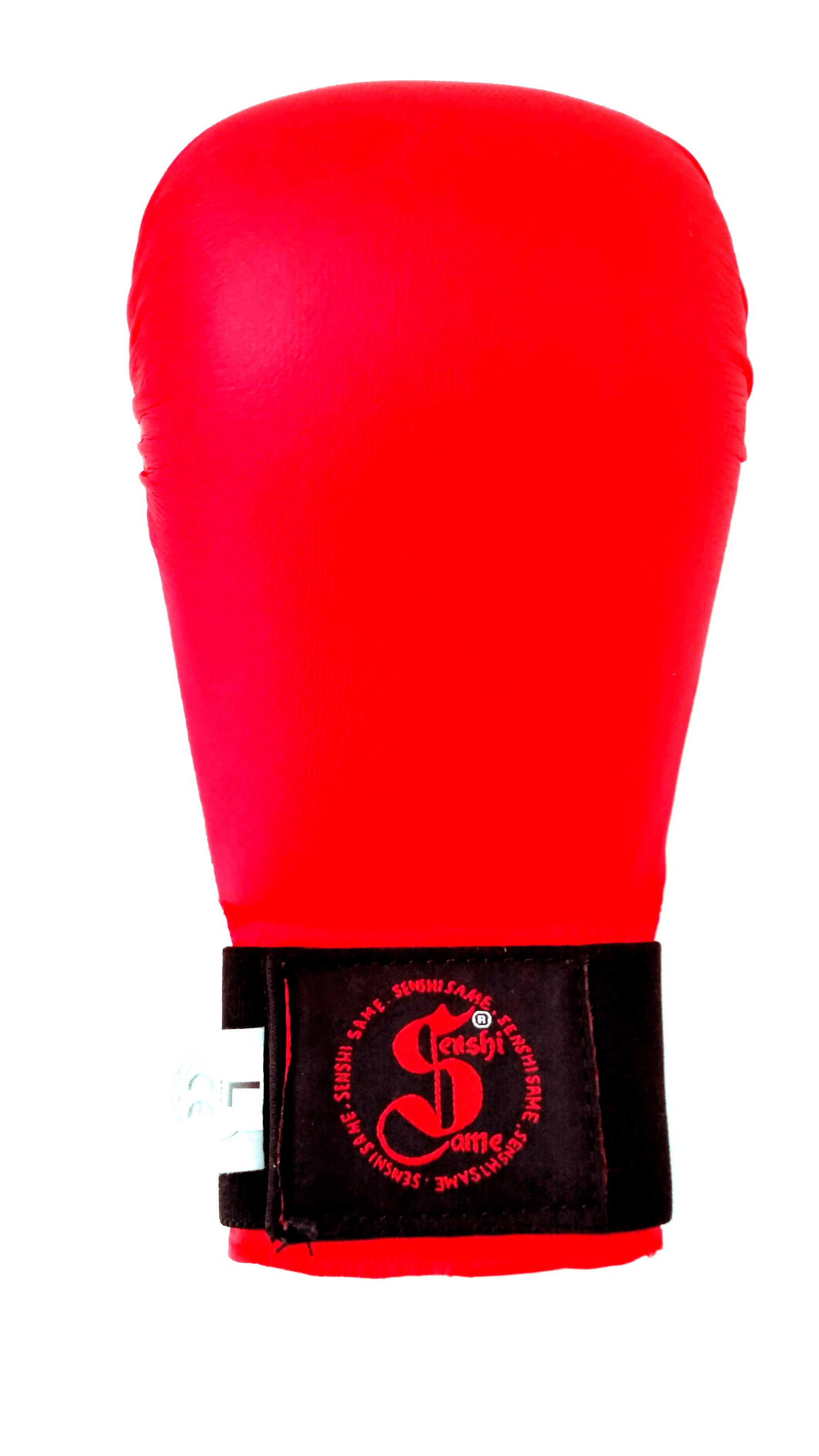 Mitaines Karaté couleur Rouge
