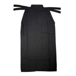 Hakama classique Noir