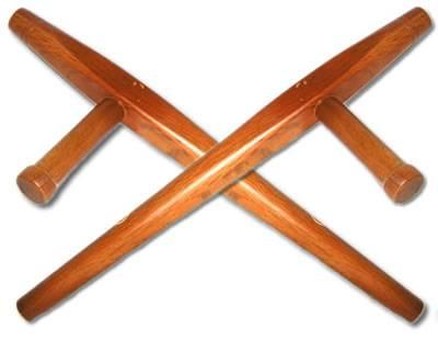 Tonfa en bois