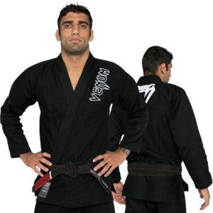 Kimono de Jiu Jitsu Brésilien Venum Contender 2.0 noir