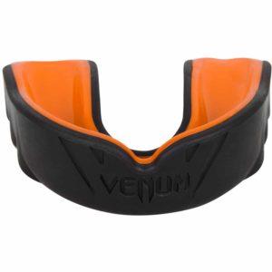 Protège-dents Venum challenger noir/orange
