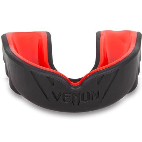 Protège-dents Venum Challenger Noir/Rouge