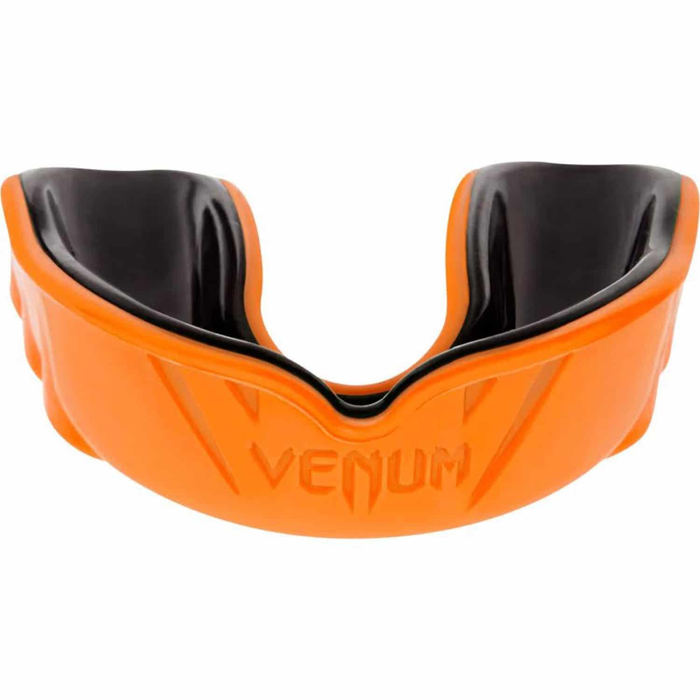 Protège-dents Venum challenger orange/noir