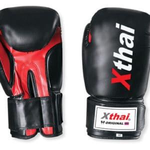 Gant de boxe X-Thai Club noir