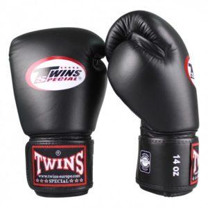 Gants de Boxe Twins Noir