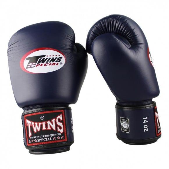 Gants de boxe Twins Bleu Navy