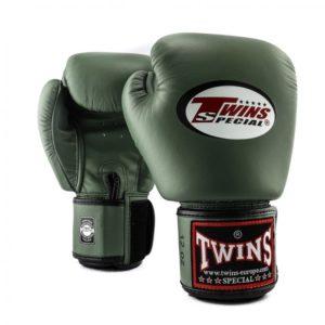 Gants de Boxe Twins Militaire