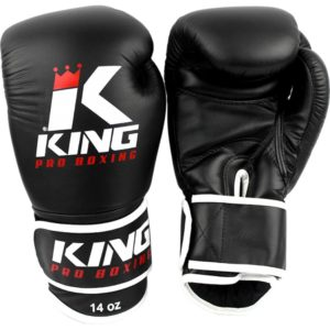 Gants de Boxe King Pro KPB/BG 3 Noir