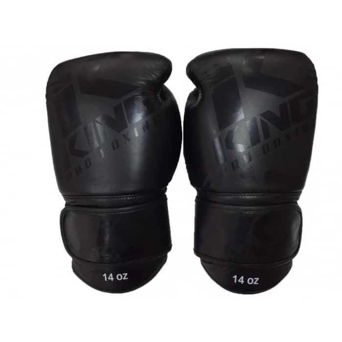 Gants de Boxe King Pro KPB/BG 8 Noir