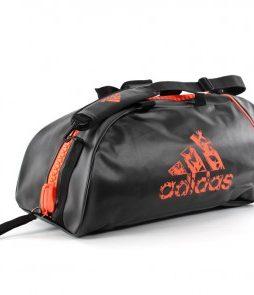 Super sac de sport ADIDAS ADIACC051ZO Noir/Orange