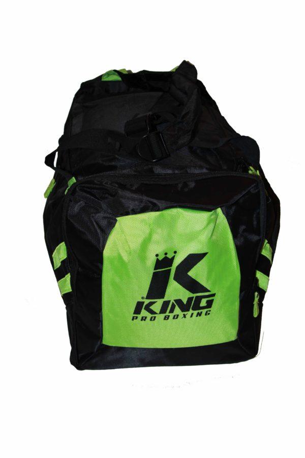 Sac Convertible king Pro Boxing couleur Noir / Vert