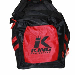 Sac Convertible king Pro Boxing couleur Noir / Rouge