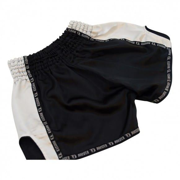 Short Boxe Thai Booster TBT PRO Noir / Blanc