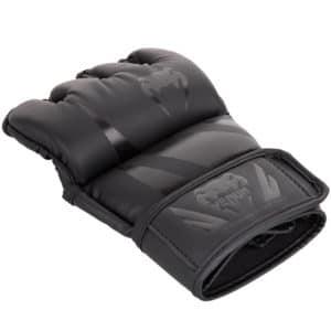 Gants de MMA Venum Challenger sans Pouce Noir