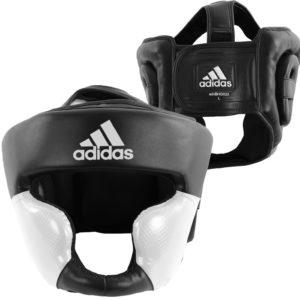 Casque De Boxe Adidas Response Noir/Blanc