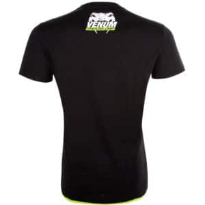T-SHIRT VENUM TRAINING CAMP - NOIR/JAUNE FLUO