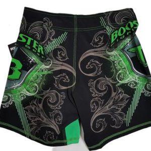 Short Booster MMA PRO 15 SHIELD GREEN