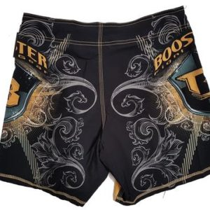 Short Booster MMA PRO 15 SHIELD ORANGE