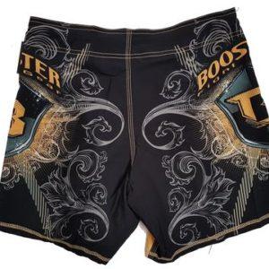 Short Booster MMA PRO 15 SHIELD ORANGE
