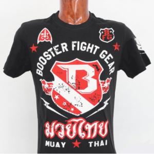 T-shirt Booster Muay Thaï TEE 2