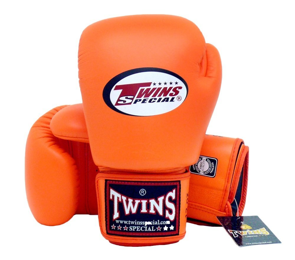 Gants de Boxe Twins Orange
