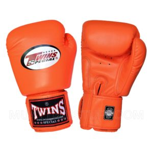Gants de Boxe Twins Orange
