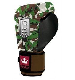 Gants de Boxe Buddha Army Green Classic