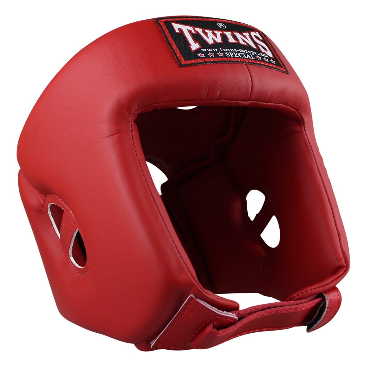 CASQUE TWINS ROUGE
