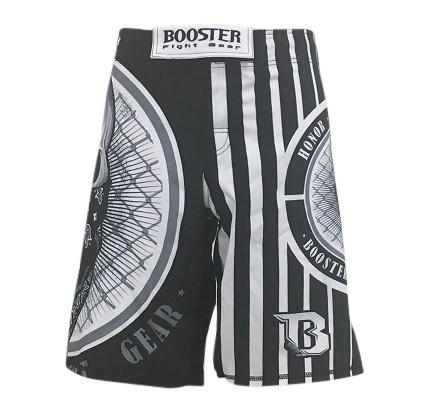 Short MMA BOOSTER SKULL