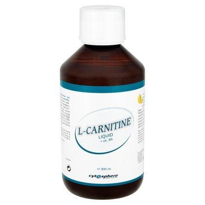 Cytosphere L-Carnitine liquide - 300ml + vit. B5 - Citron