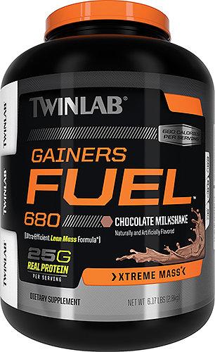 Twinlab Gainers Fuel - Vanille, Choco, Fraise - 1575G