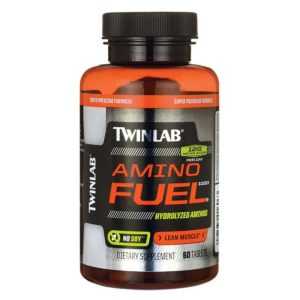 Twinlab Amino Fuel 1000 - 60 tablettes