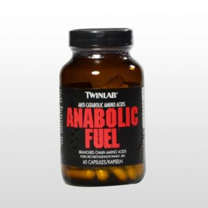 Twinlab Anabolic Fuel - 60 capsules